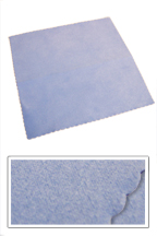 CD and DVD cleaning cloth