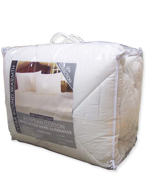 Hypoallergenic Down Alternative Comforter