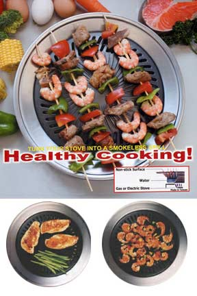 A Healthier Way To Cook