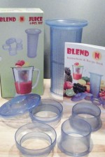 blend n juice - universal juicer attachment