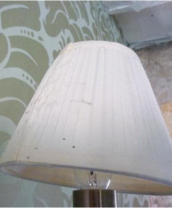 Clean Lamp Shades Without Ruining Them