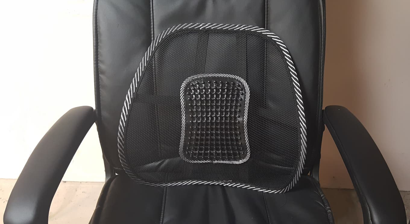 Marvelous lumbar support for office chairs